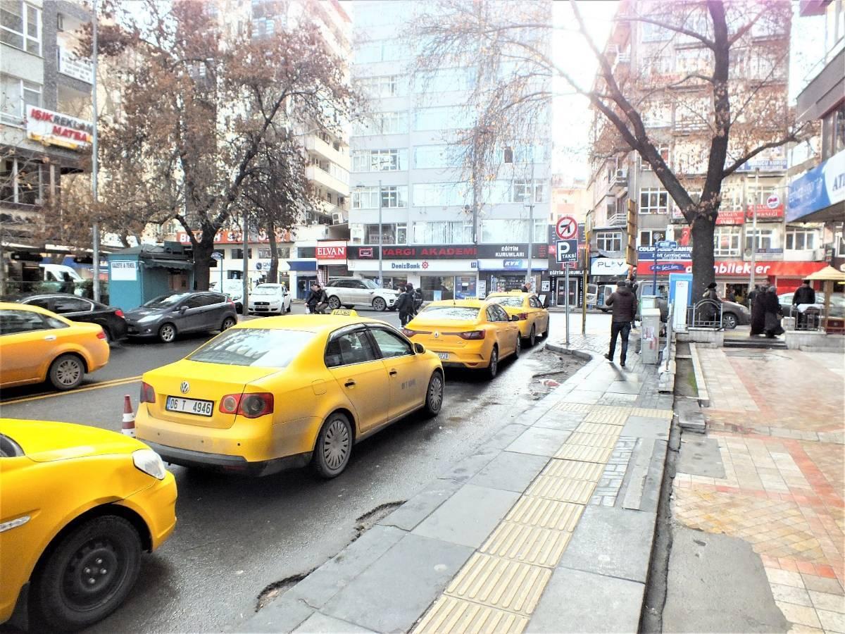 KIZILAY'DA AKTİF KURUMSAL KİRACILI (((ACİL))) SATILIK OFİS / İŞYERİ