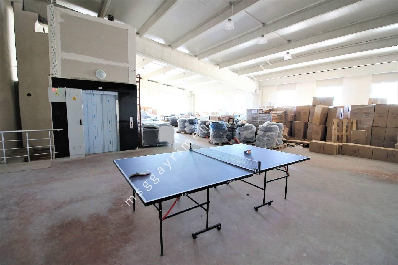 Yenimahalle/İnönü Mahallesin' de, Kiralık, 2250 m²Depolama Alanı