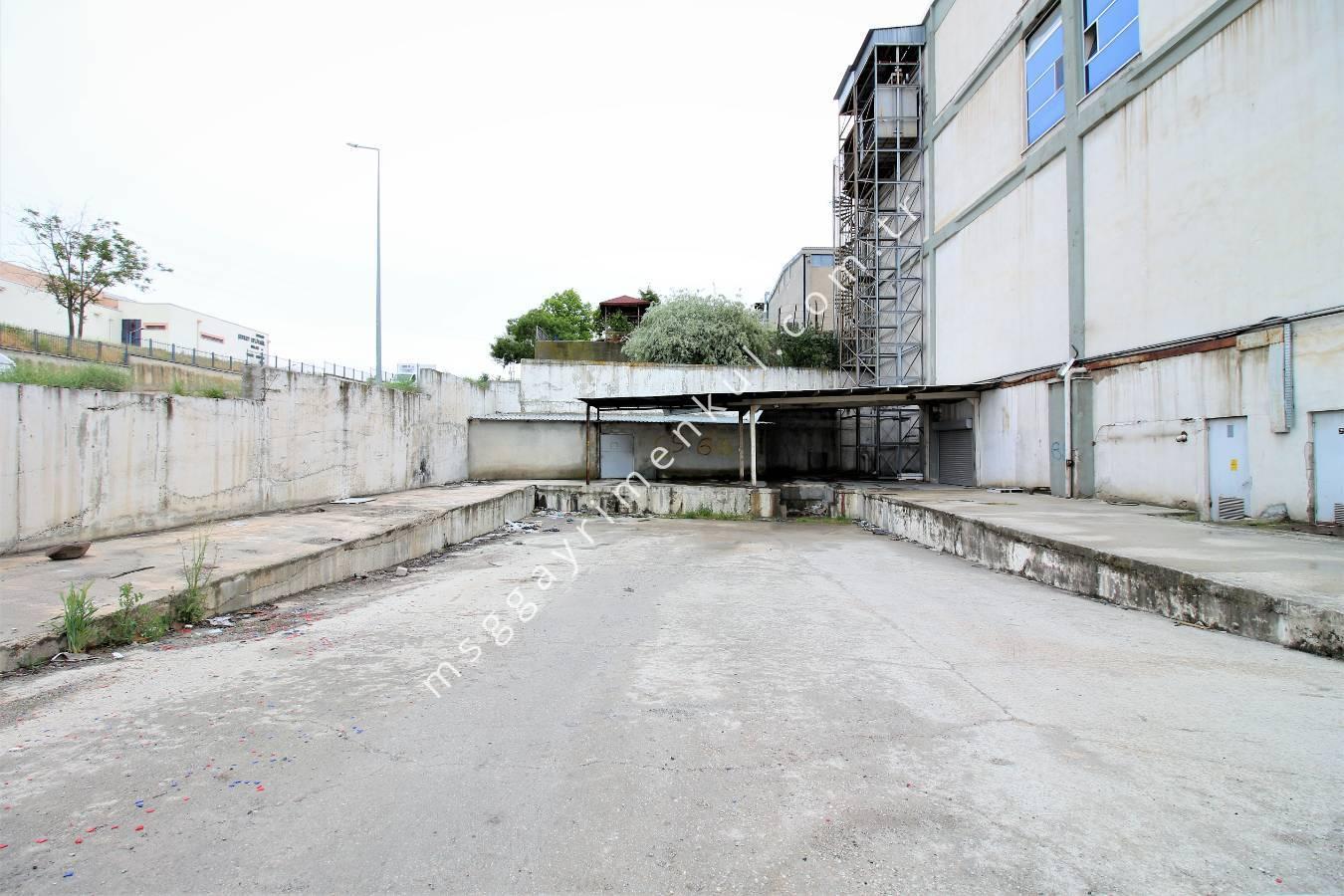 İstanbul Yolu Üzeri Kiralık Depolama Alanı