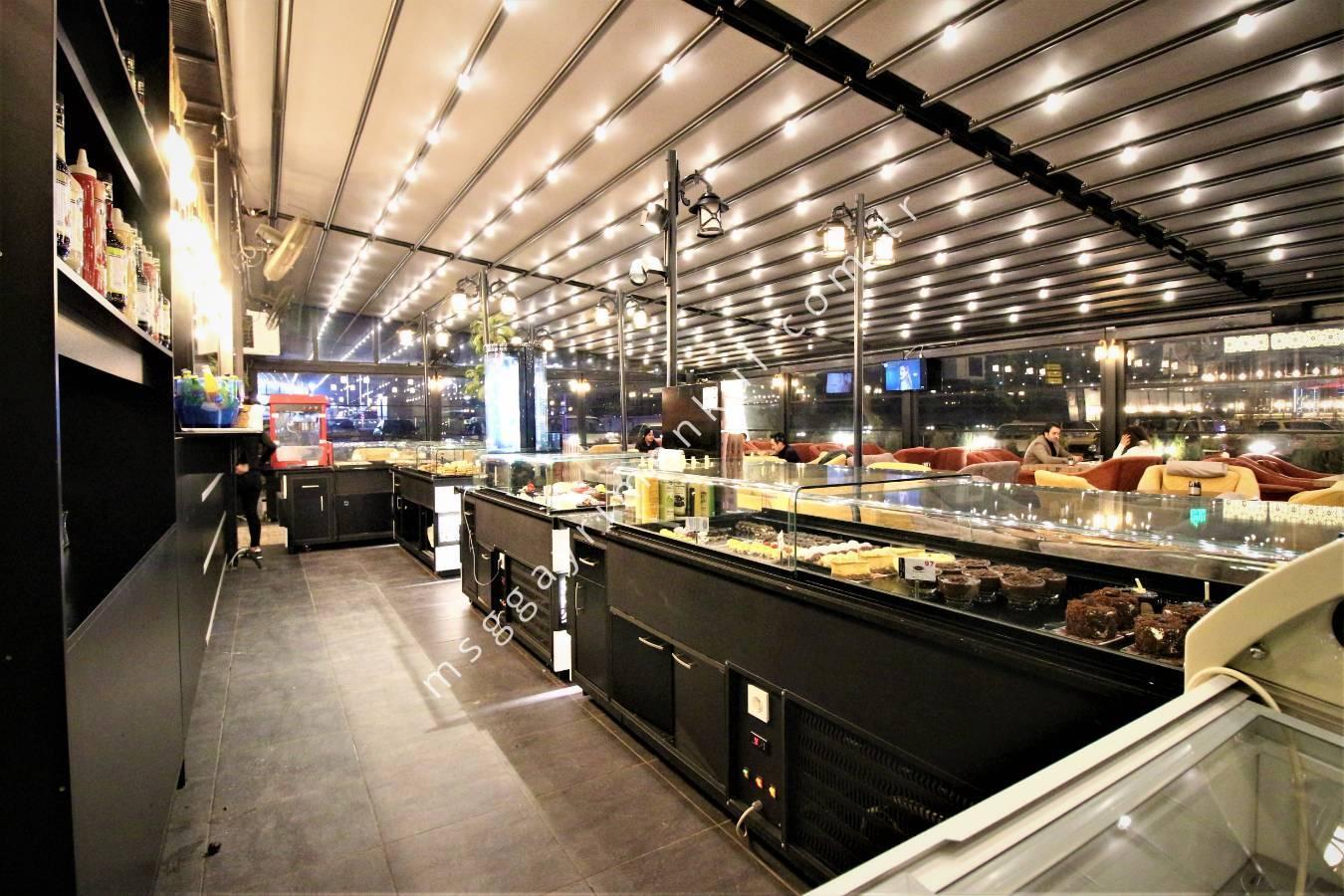 Eryaman Kiralık Devren Restaurant-Cafe