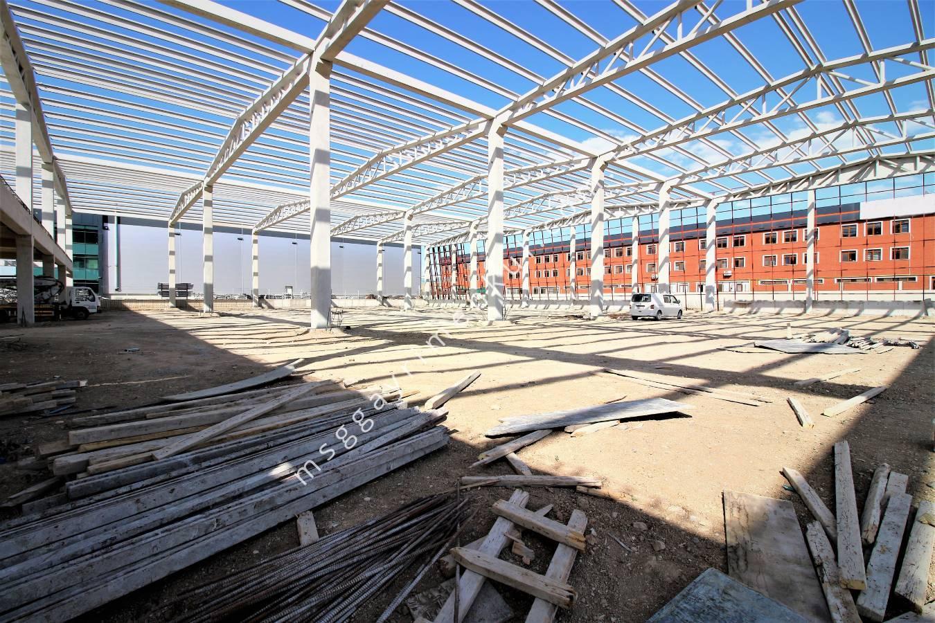 Kazan'da, KİRALIK 6000 m² (5000m² Depolama + 1000m² Ofis Binası)