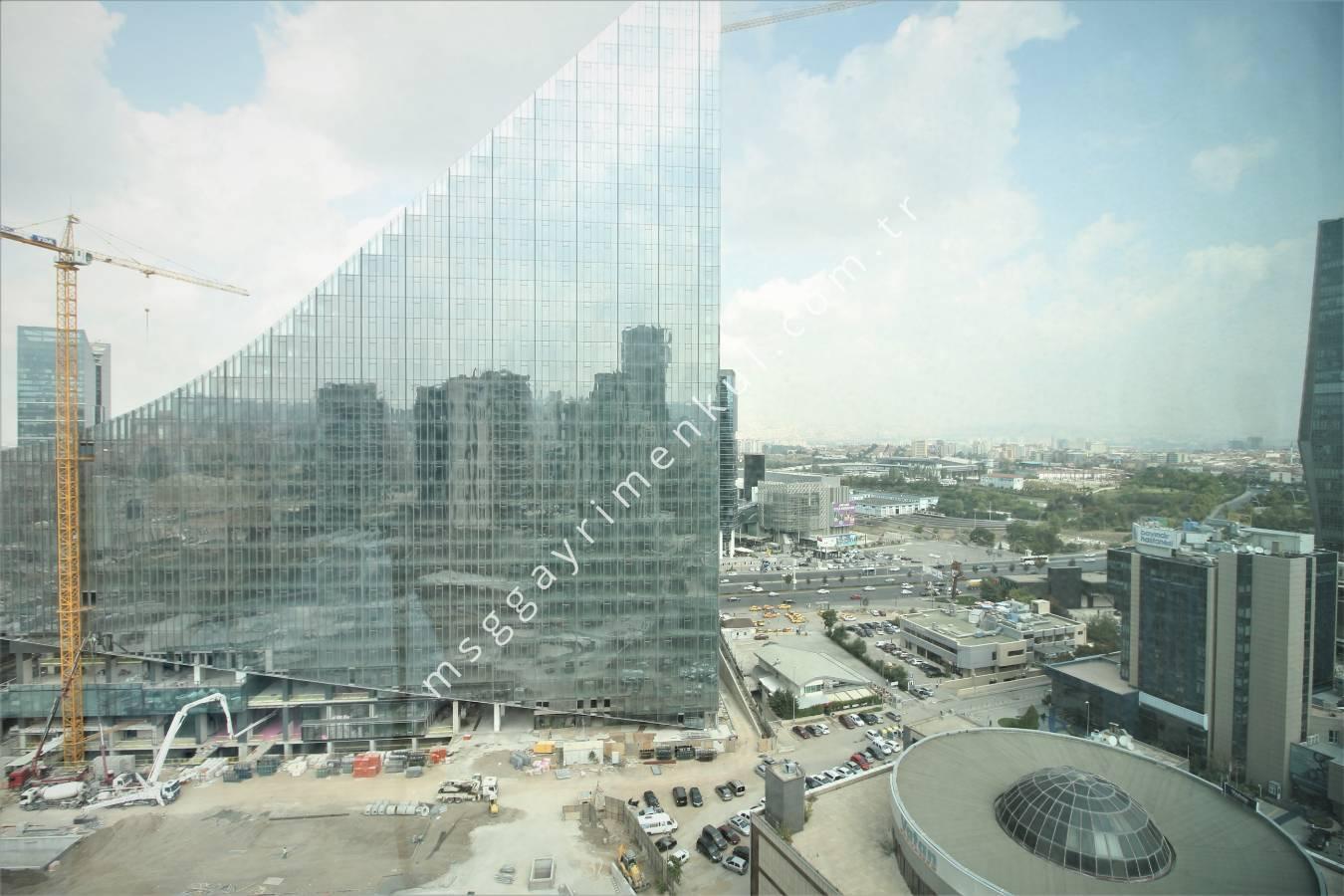 3D - Çukurambar Plaza Ofisi