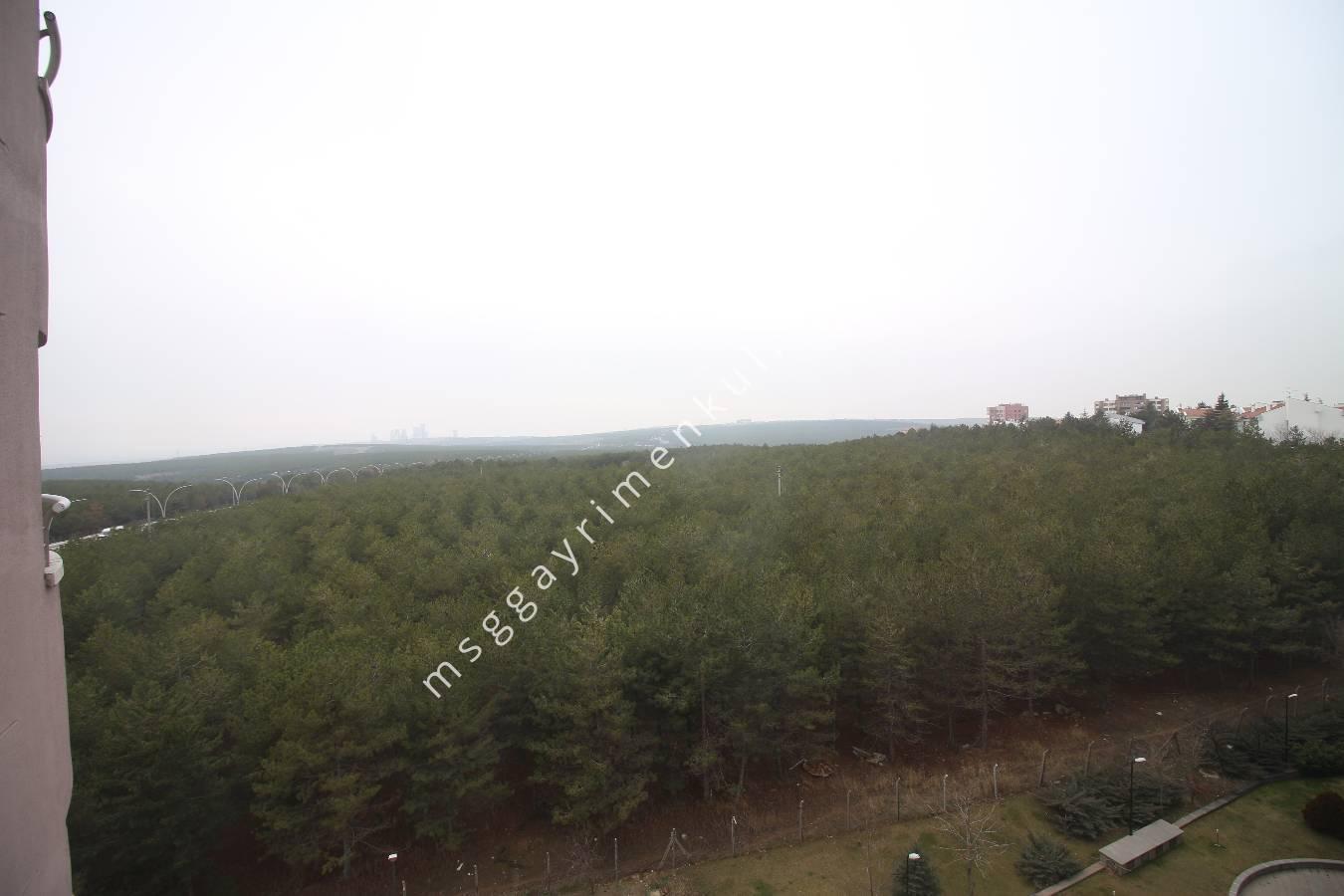 Oran Satılık 4+1 - Orman Manzaralı