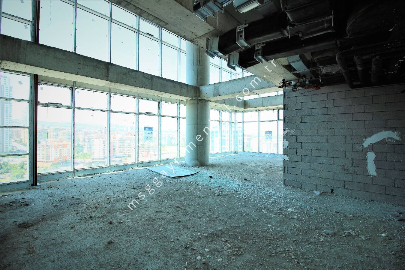 Çukurambar Satılık Plaza Ofisi Dubleks