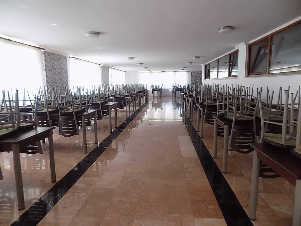 İSMAİL KARADENİZ EMLAKTAN LALAHAN'DA 3 DÖNÜM ARAZİ 2.500 M2 KAPALI ALAN 5 KATLI İŞYERİ