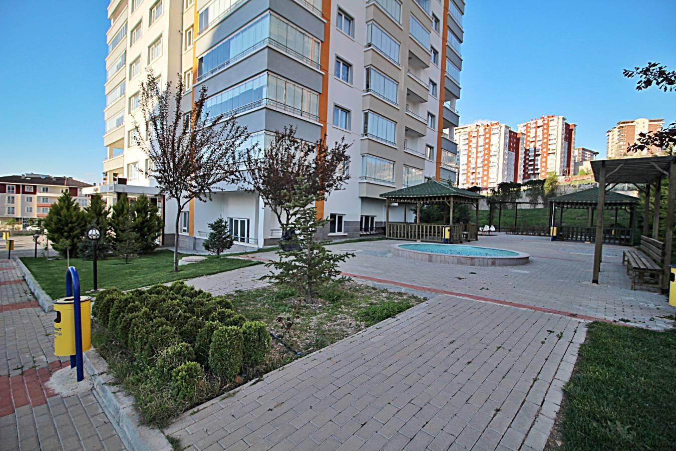 AHİMESUT MAH.DE MERKEZİ KONUMDA 3+1 SÜPERLÜKS SİTE DAİRESİ
